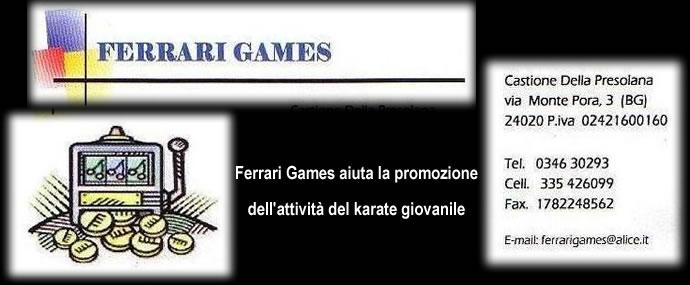 Ferrari games